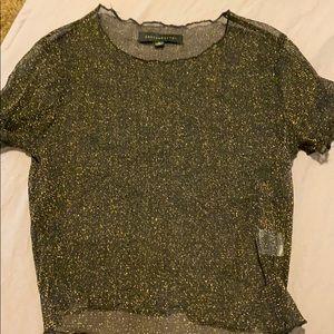 Sheer tshirt